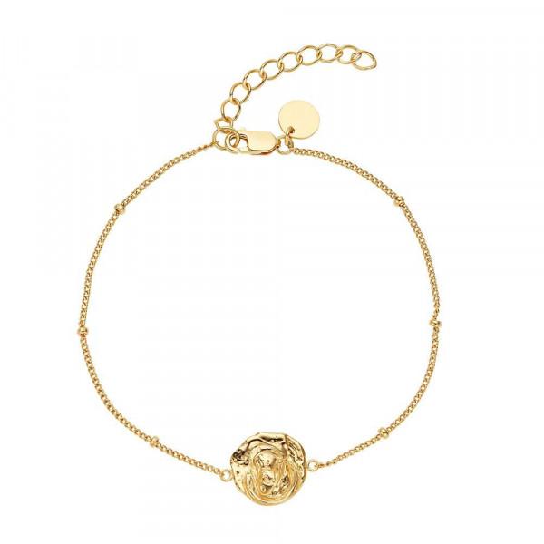 Damen Armband aus Silber 925, vergoldet (4056874026017)