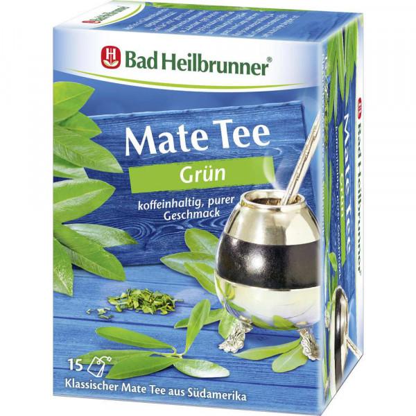 Mate Tee, Grün