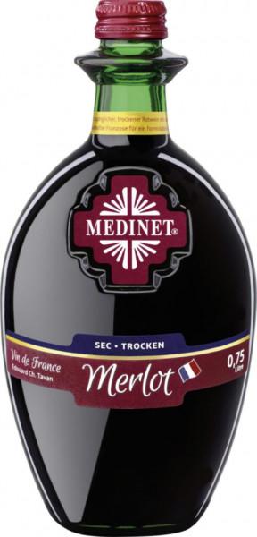 Medinet Merlot trocken Vin de Pays d'Oc
