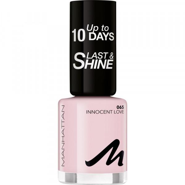 Nagellack Last & Shine, Innocent Love 065