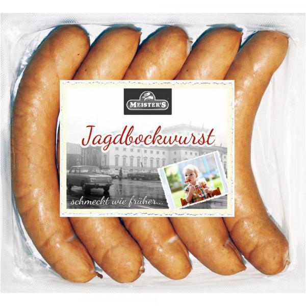 Jagdbockwurst
