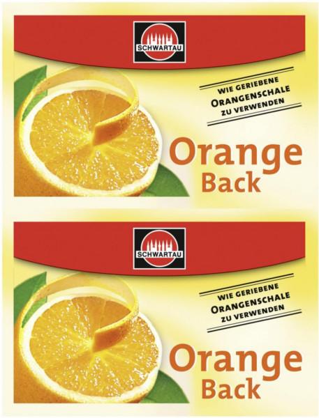 Backaroma, Orange