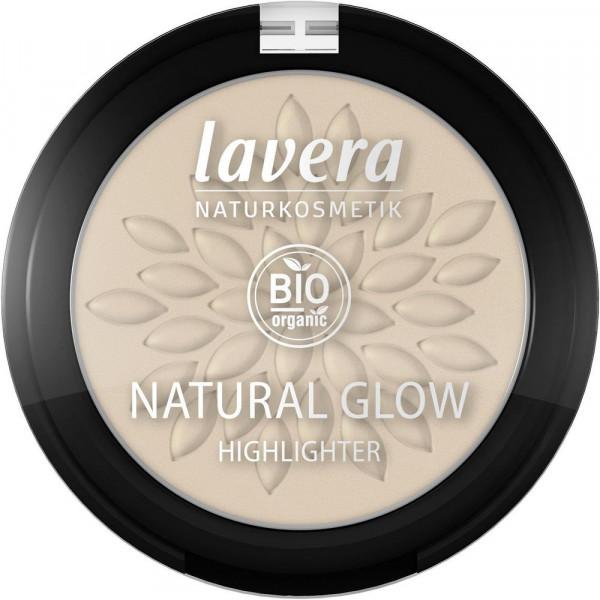 Highlighter Natural Glow, Luminous Gold 02