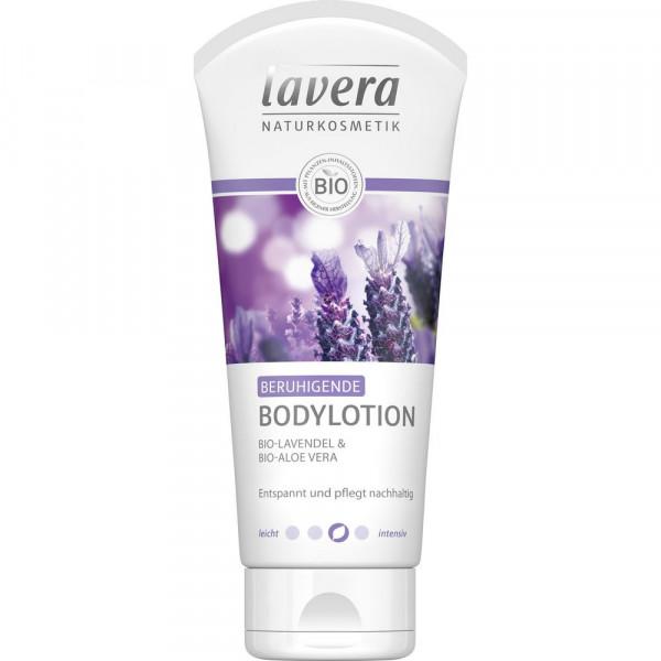 Beruhigende Bodylotion, Lavende & Aloe Vera