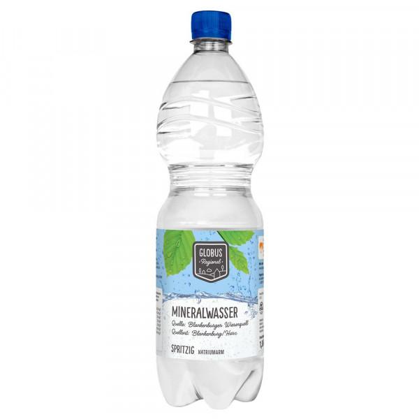 Mineralwasser, Spritzig