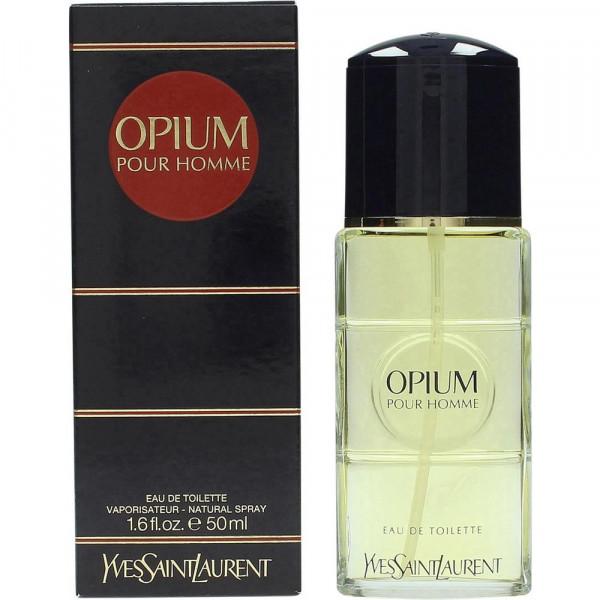 Herren Eau de Toilette Opium Pour Homme