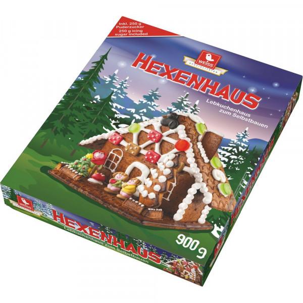 "Lebkuchen ""Hexenhaus"", zum Basteln"