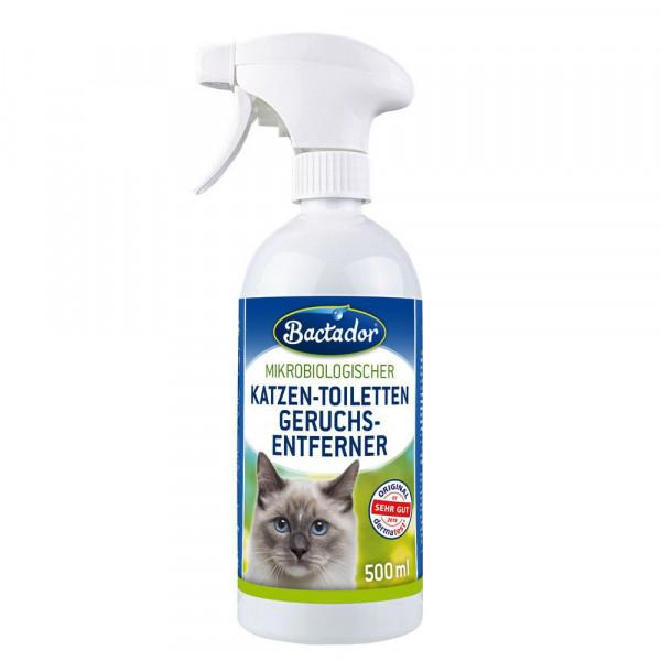 Katzen-Toilette Geruchsentferner