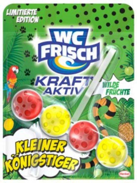 "Kraft-Aktiv ""Kleiner Königstiger"" Promo"