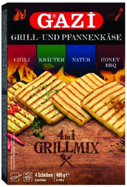 Grill- und Pfannenkäse, Mix