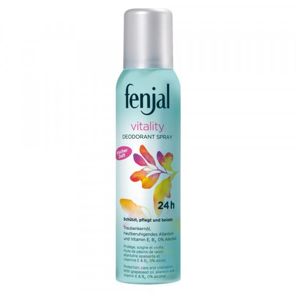 """Deo Spray """"Vitality"""""""