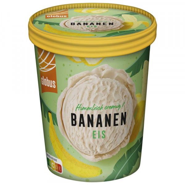 Eiscreme, Banane