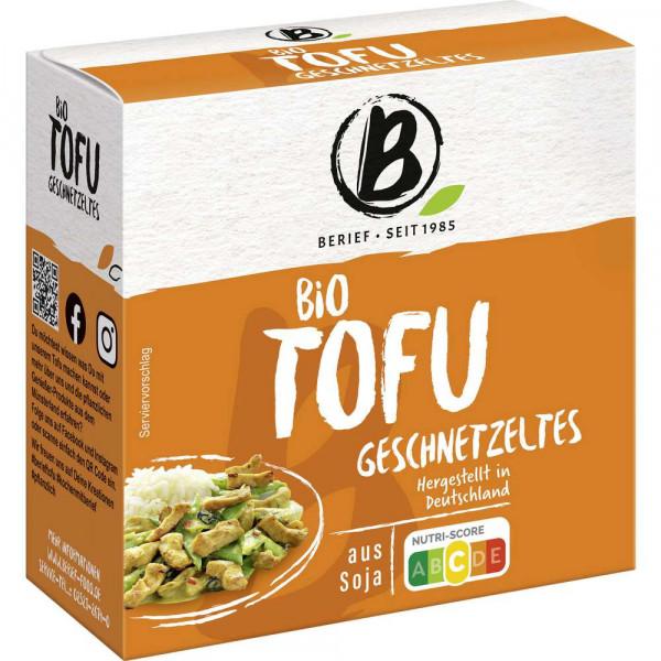 Bio Tofu Geschnetzeltes Soja Fit