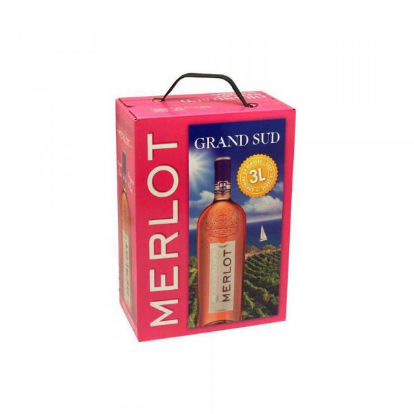 Merlot Rosé Vin de Pays d'Oc
