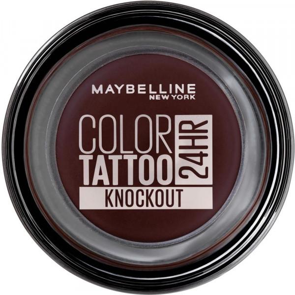 Lidschatten Color Tattoo 24HR, Knockout 160