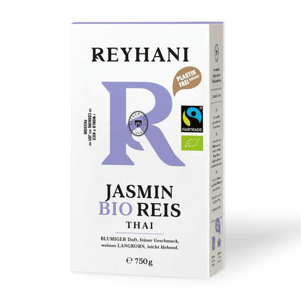 Bio Fairtrade Jasminreis Thai
