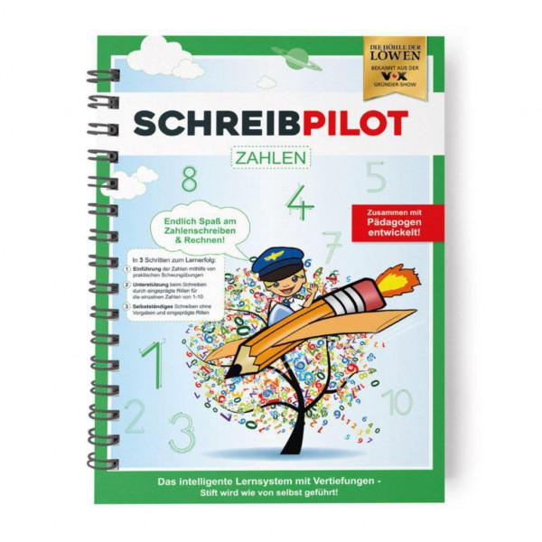 Schreiblernhilfe Heft, Zahlen