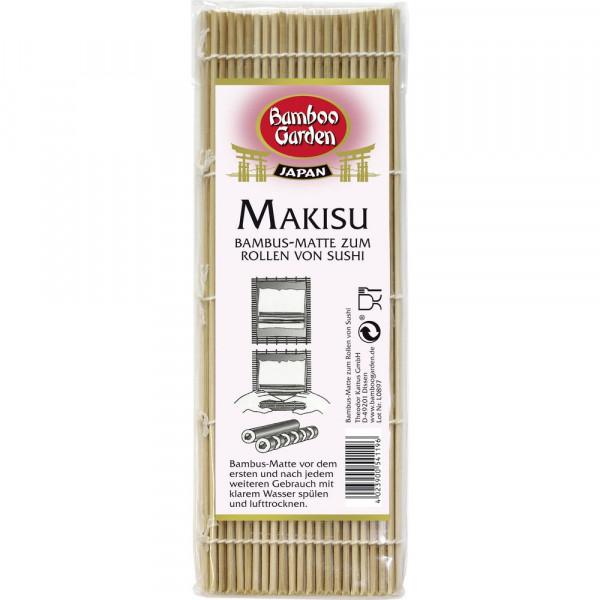 Makisu Bambus-Matte