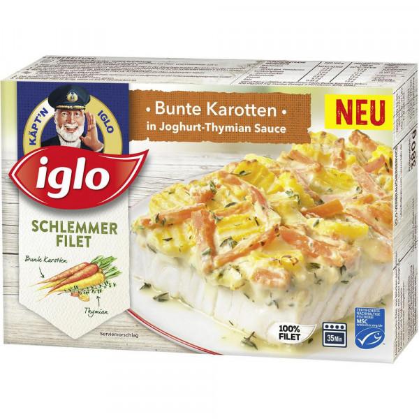 """MSC Schlemmer-Filet """"Karotte"""", tiefgekühlt"""