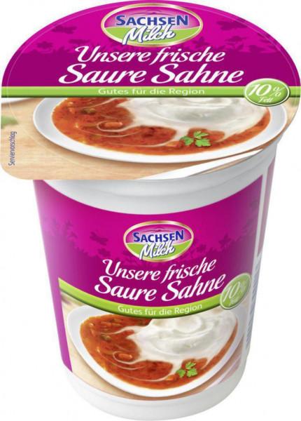 Saure Sahne, 10% Fett