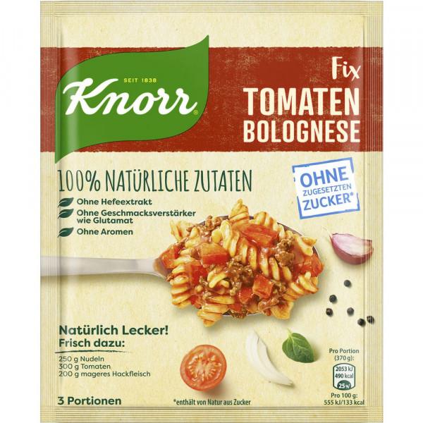 """Fix-Würzmischung """"Natürlich Lecker"""", Tomaten Bolognese"""