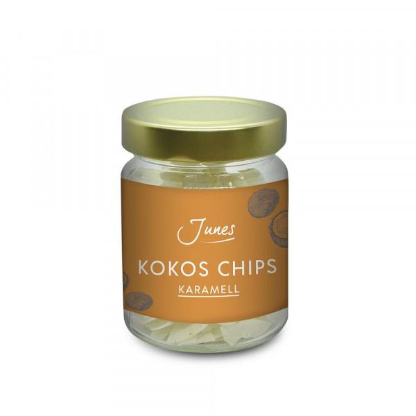 Bio Kokos-Chips, Karamell