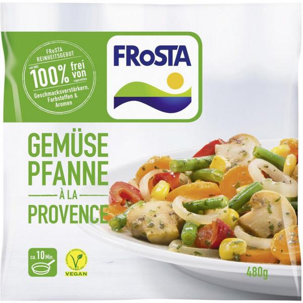 Gemüsepfanne Provence, tiefgekühlt