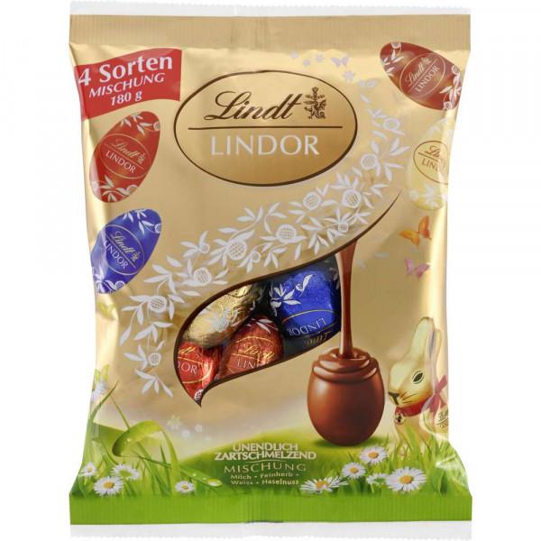 "Schokoladen-Eier Mix ""Lindor"""