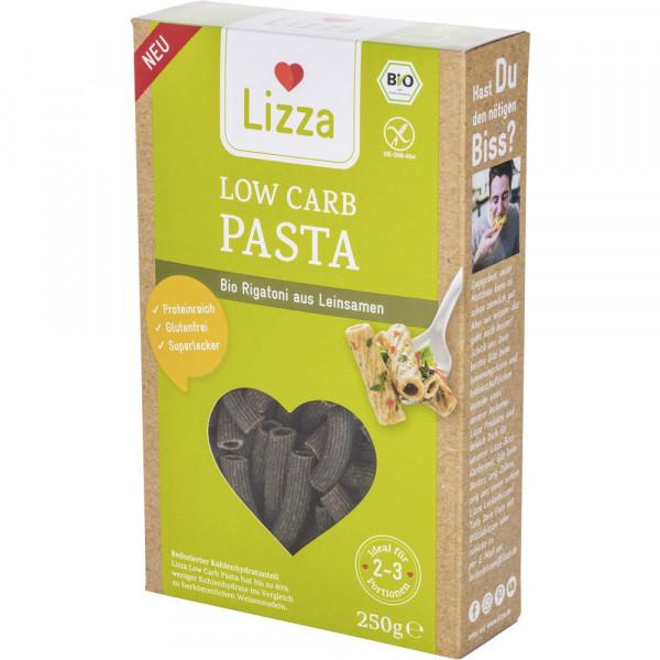 Bio Low Carb Pasta, Rigatoni