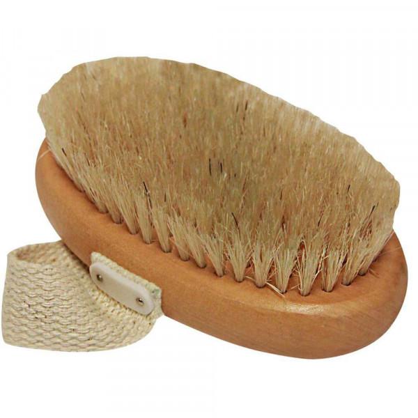 Holzmassagebürste Oval