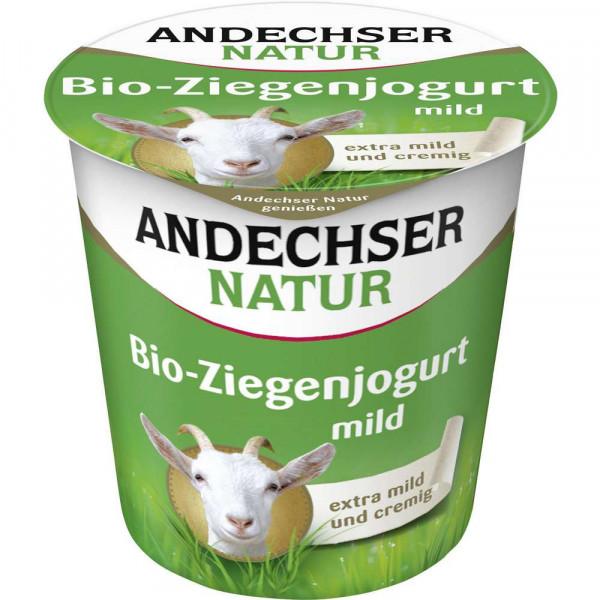 Bio Ziegenjogurt, mild