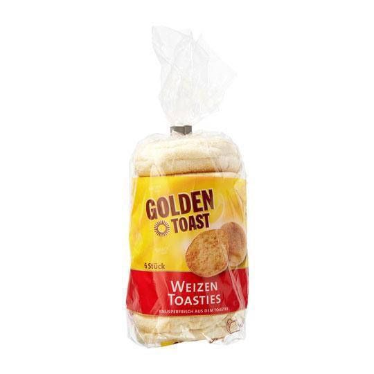Toasties Weizen Brötchen