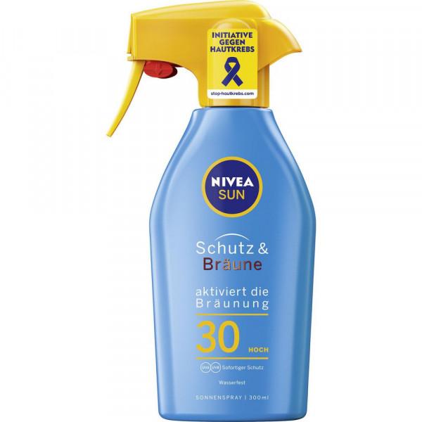 Sonnencreme, Sun Spray Schutz & Bräune LSF30