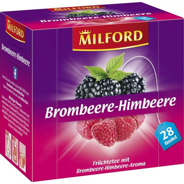 Früchtetee, Brombeere/Himbeere