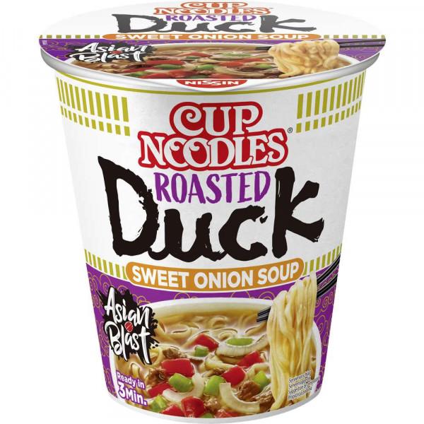 "Nudelsuppe ""Cup Noodles"", Ente"