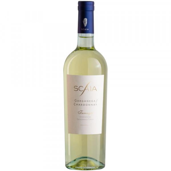 Garganega Chardonnay Trevenezie I.G.T. Scaia Bianca