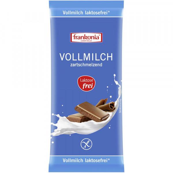 Tafelschokolade Vollmilch, Laktose-/Glutenfrei