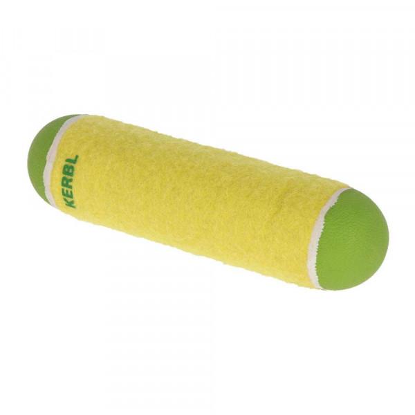 "Hundespielzeug ""Tennisstab"", gelb/grün"