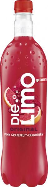 Die Limo Grapefruit-Cranberry Limonade (4 x 4 Liter)