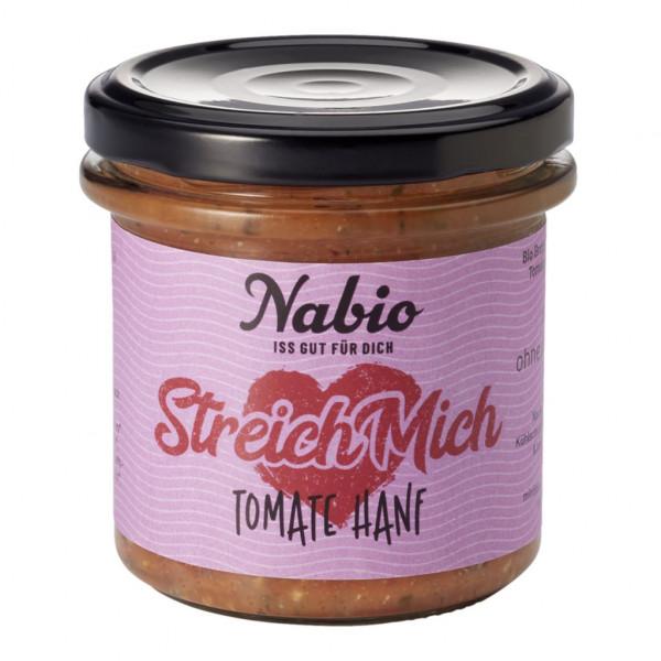 Bio Aufstrich Tomate Hanf