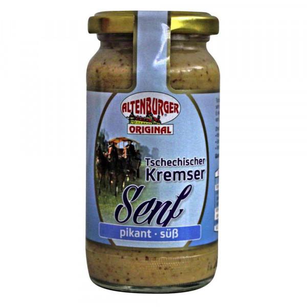 Senf, tschechischer Kremser