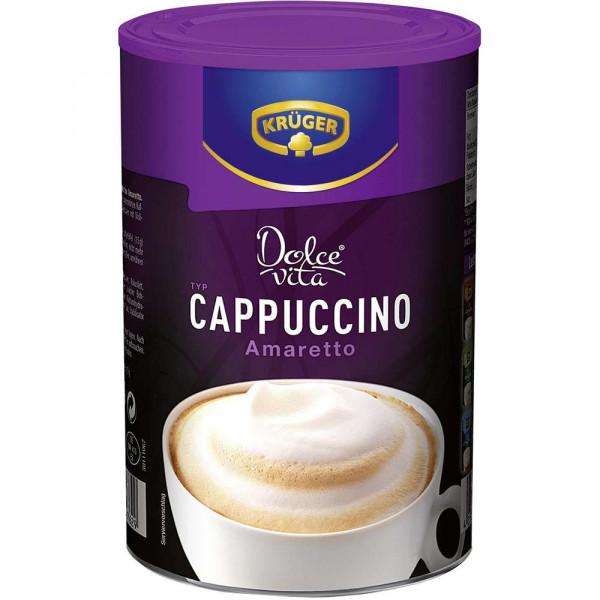 """Kaffee """"Dolce Vita"""", Cappuccino Amaretto"""