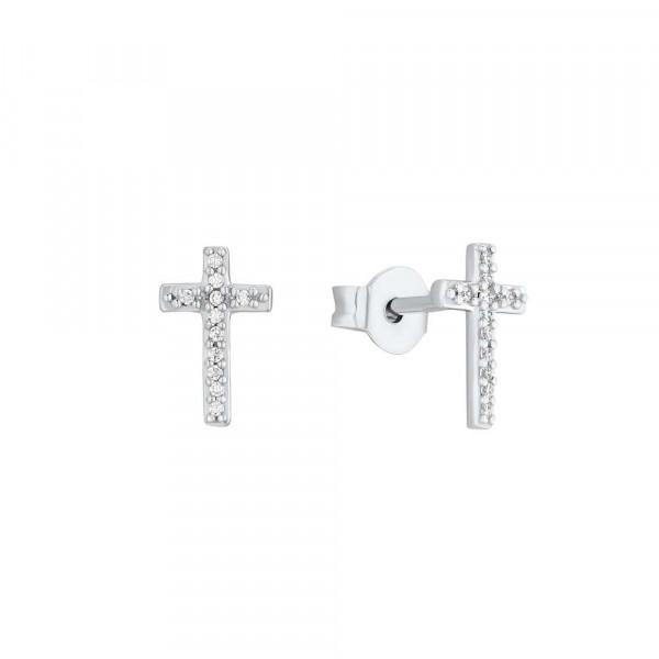 Ohrstecker aus Silber 925 mit Zirkonia (4056867028509)
