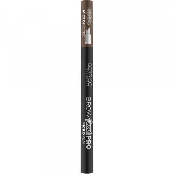Augenbrauenstift Brow Comb Pro Micro Pen, Dark Brown 040