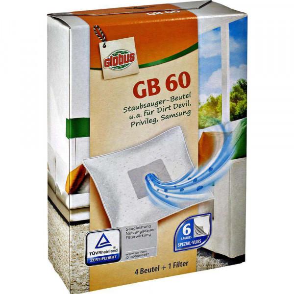 Staubsauger Beutel GB60