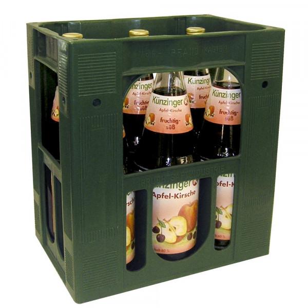 Apfel-Kirschsaft (6 x 1 Liter)