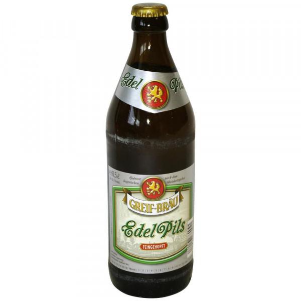 Edel-Pils Bier 5,1% (20 x 0.5 Liter)