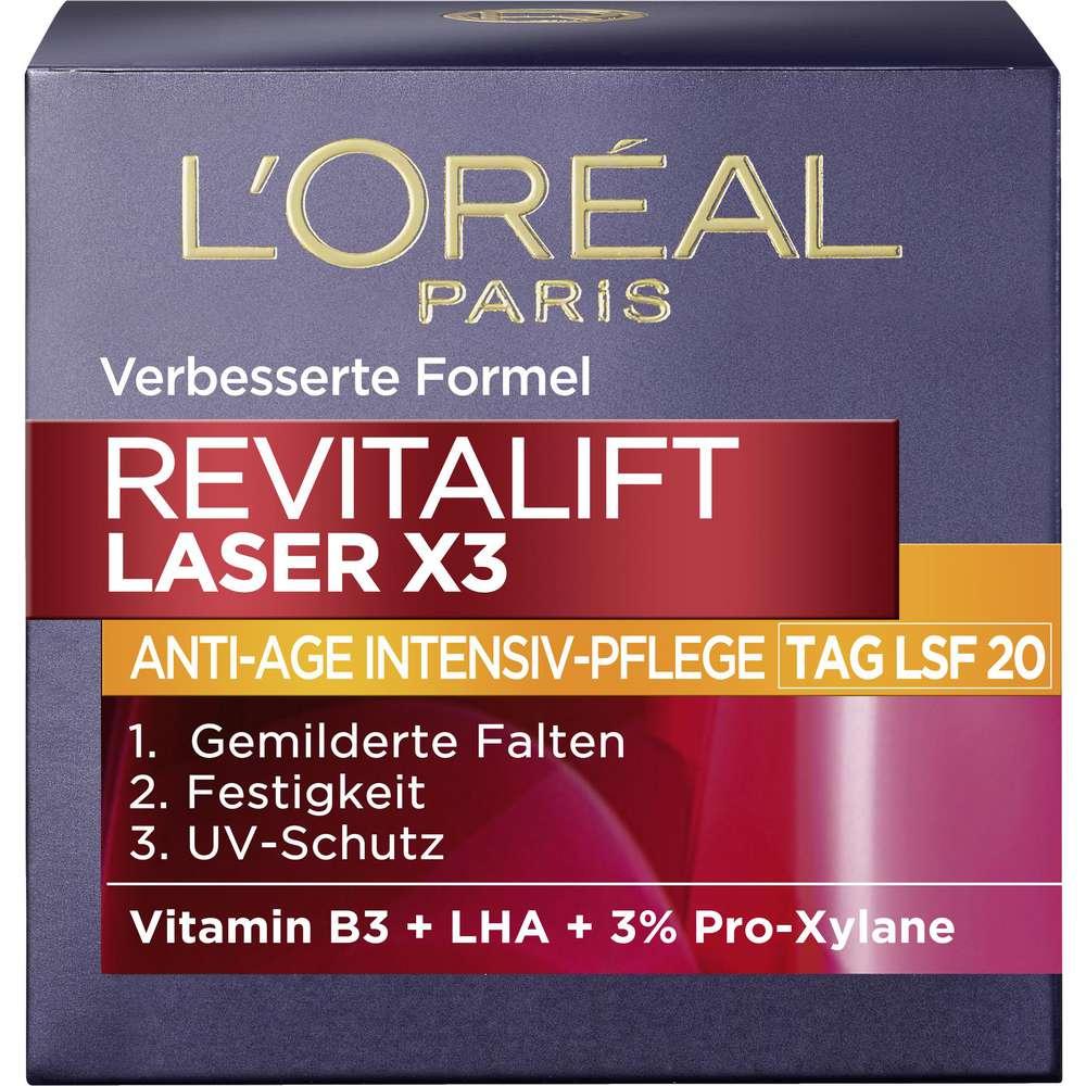 """Dermo Revitalift """"Laser X3"""" Anti-Age Tagescreme von L.."""