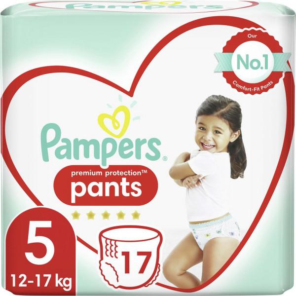 Windeln Premium Protection Pants Gr. 5, 12-17kg