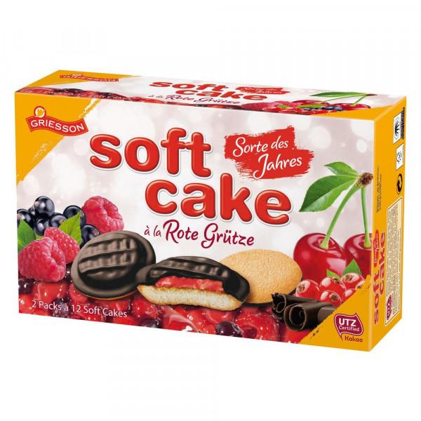 Soft Cake, à la Rote Grütze